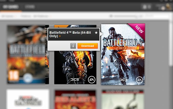 Battlefield 4 Open Beta