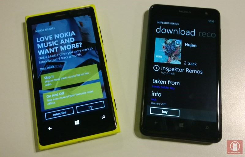 Nokia Music For Lumia