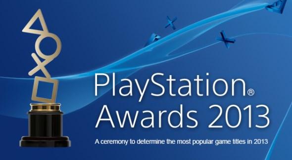 PlayStation Awards 2013