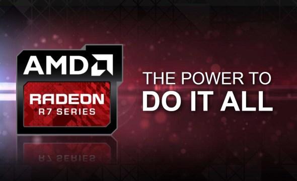 AMD Radeon R7 Graphics Card Series