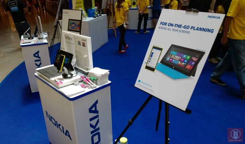 Microsoft Surface @ Nokia Malaysia Lumia 1020 roadshow