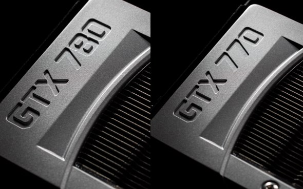 NVIDIA GeForce GTX 780 and GTX 770
