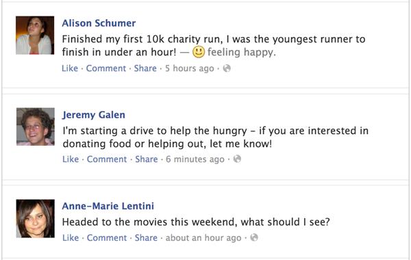 FB Teens Post public