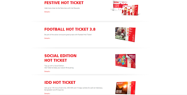 Hotlink Hot Ticket