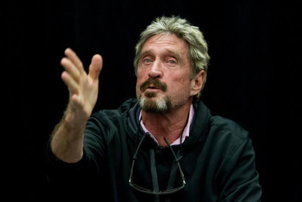 More McAfee