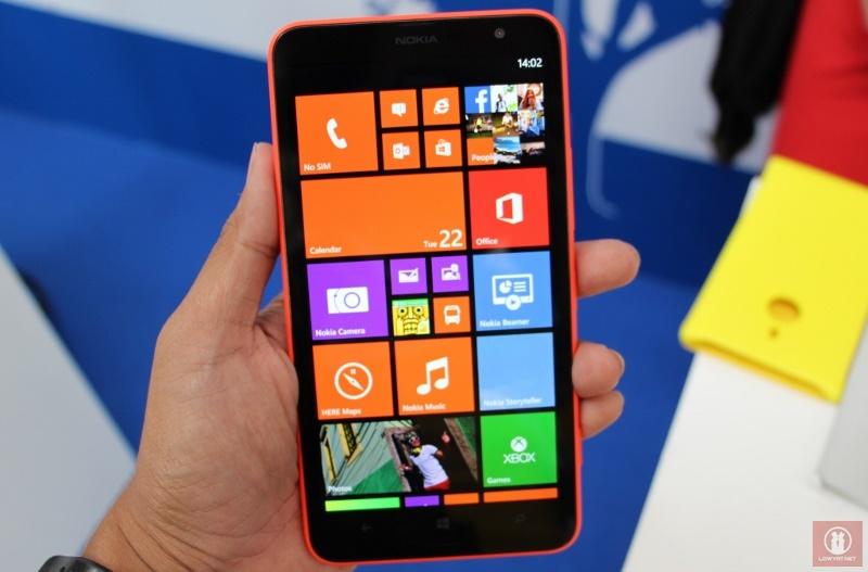 Nokia lumia 1320 windows 10