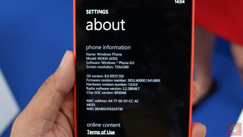Nokia Lumia 1320 12