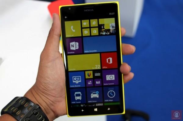 Nokia Lumia 1520 11