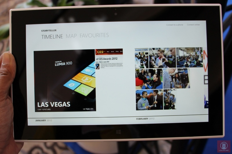 Nokia Lumia 2520 Windows RT Tablet 21