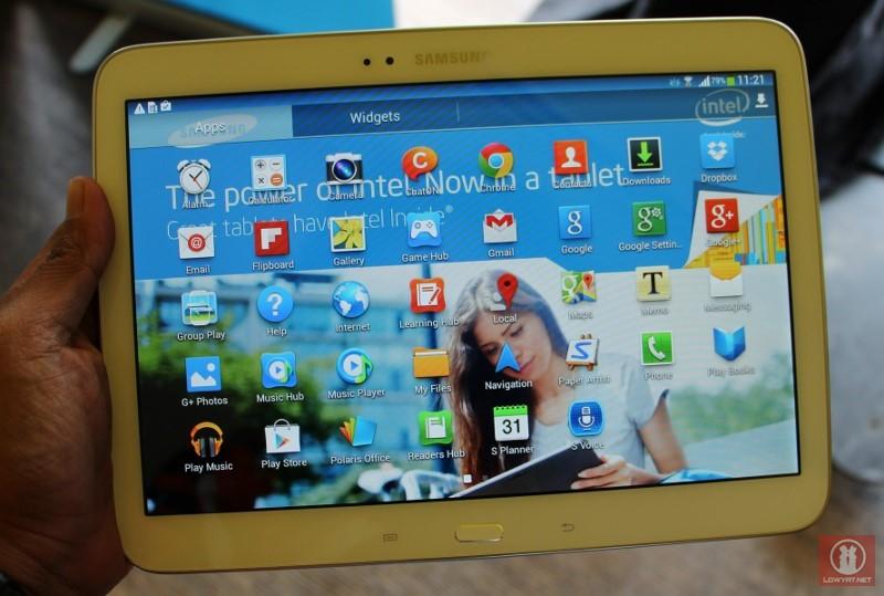 Samsung Galaxy Tab 10.1 LTE 13