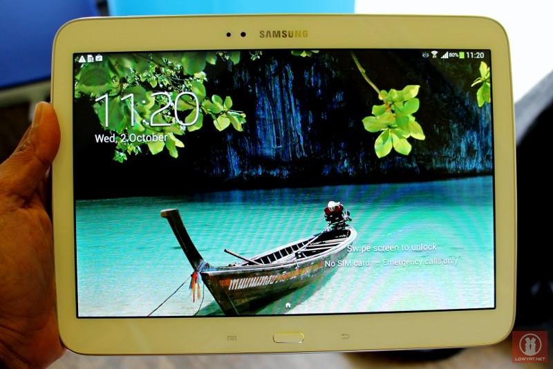 Samsung Galaxy Tab 10.1 LTE 15