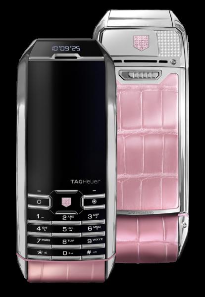 Tag Heuer Meridiist 2 pink