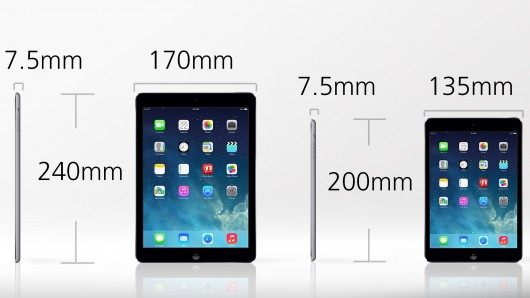 ipad-air-vs-ipad-mini-retina- size