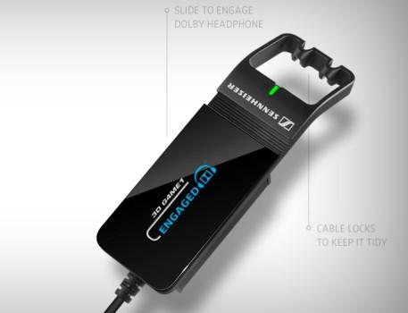 Sennheiser 3D G4ME 1 USB Sound Card