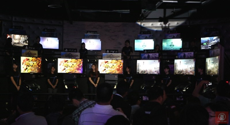 PlayStation 4 Malaysian Press Conference