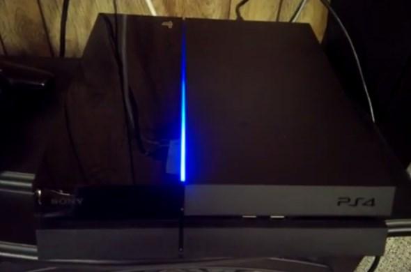 PlayStation 4 Blue Light of Death