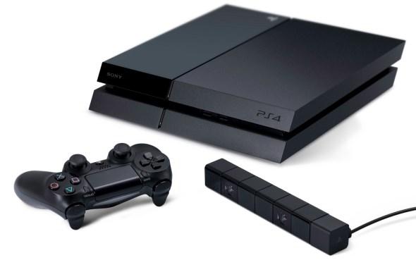 PlayStation 4 PlayStation Camera Bundle