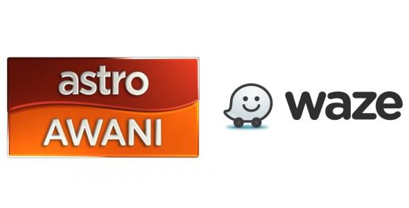 Astro Awani - Waze