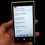 AirAsia App for Windows Phone 08