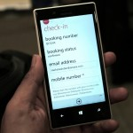 AirAsia App for Windows Phone 10