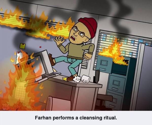 Bitstrip cleansing
