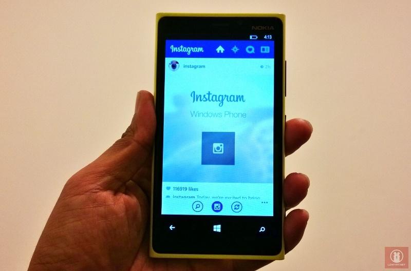 Instagram for Windows Phone 02