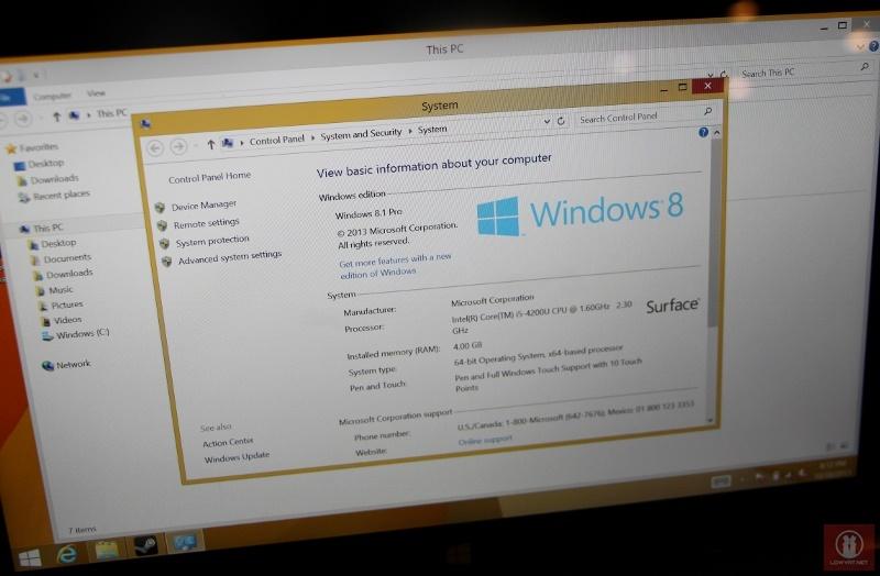 Microsoft Surface Pro 2 02