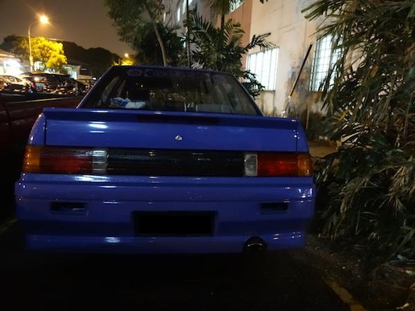 QX10 Night Car SMALL
