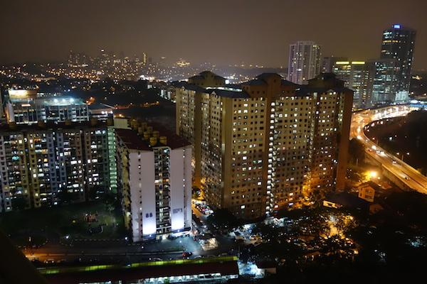 QX100 Night Landscape SMALL