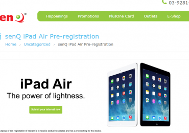 SenQ iPad ROI