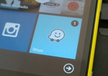 Waze for Windows Phone 01