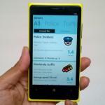 Waze for Windows Phone 05