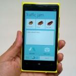 Waze for Windows Phone 07