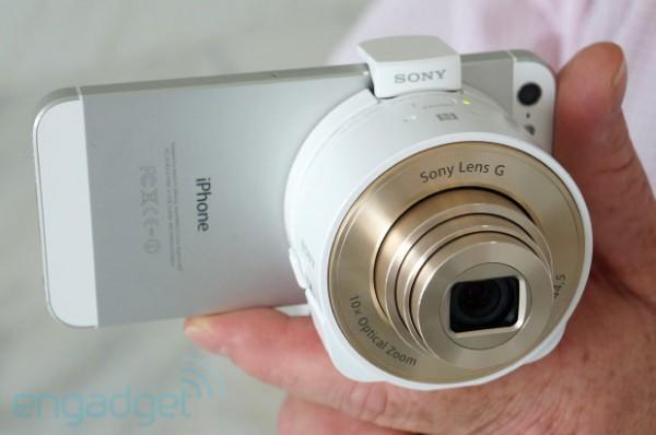 White QX10 Lens