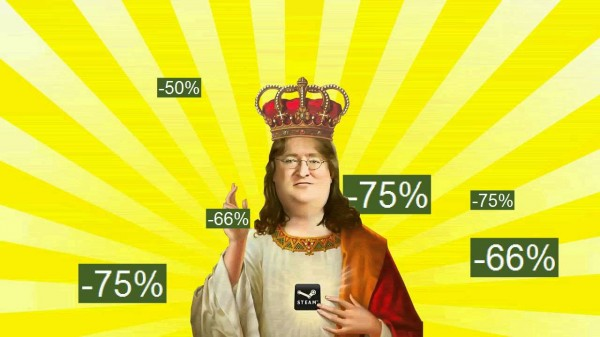 Game On: Steam Autumn Sale 2013 Begins Now, Last Till 3 December
