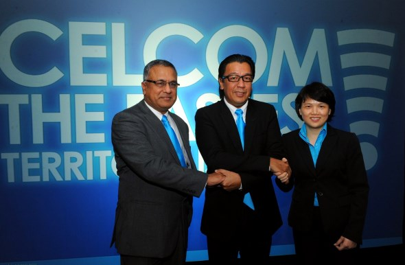 Celcom Q3 2013 Financial Briefing