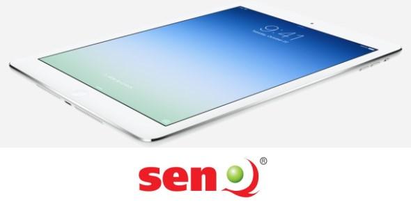iPad Air - senQ Digital Station