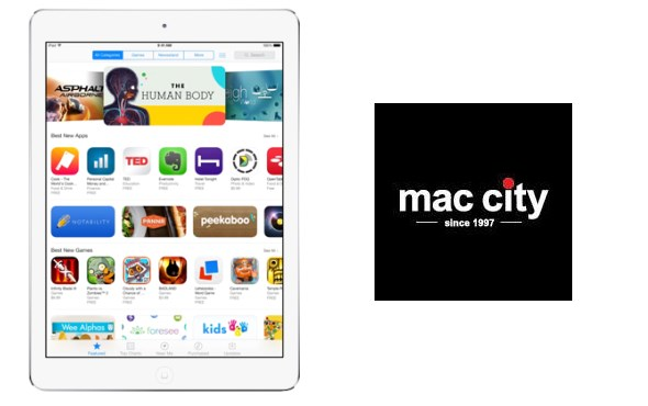 iPad Air - Mac City
