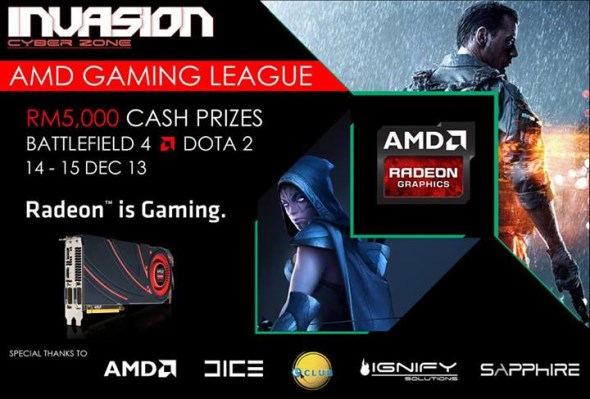 Invasion - AMD Gaming League
