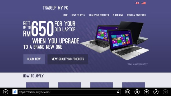 Intel Malaysia Trade Up My PC