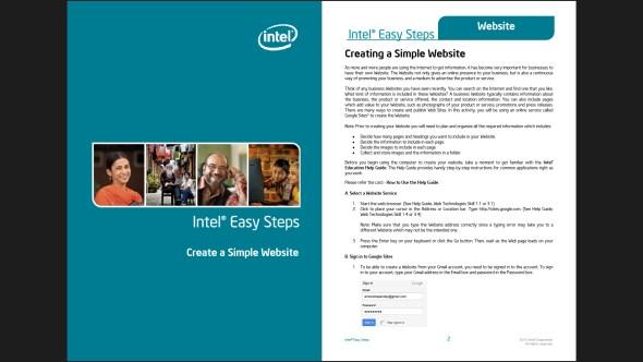 Intel Easy Steps