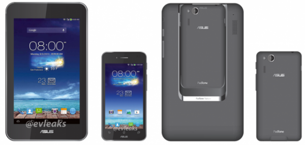 Asus padfone mini leak