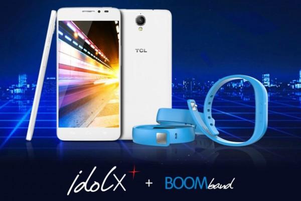 Idol X+ with BoomBand