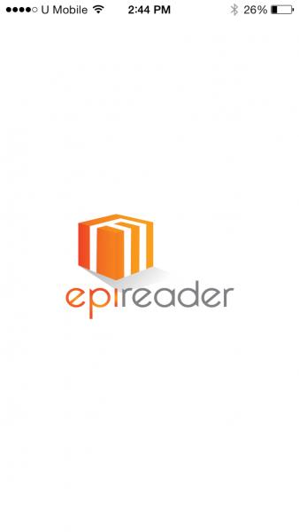 InkCase EpiReader 1