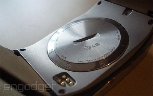 LG Smartwatch 2013