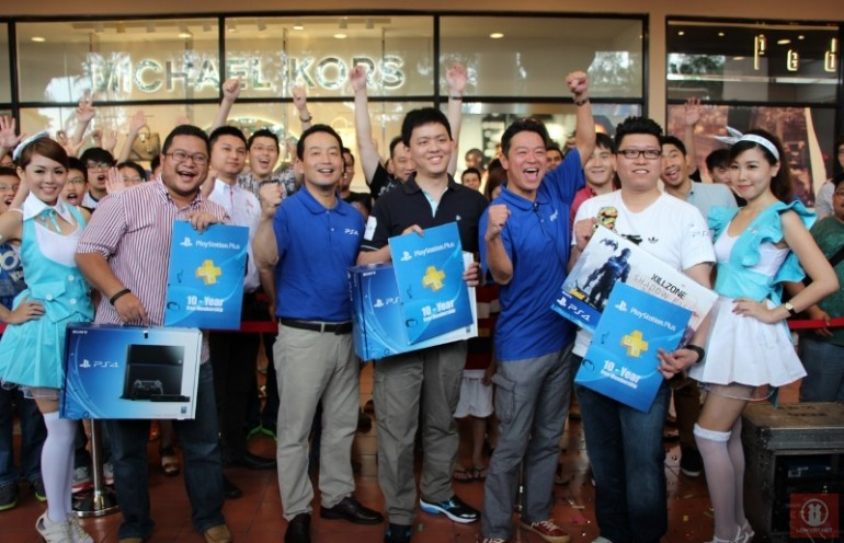 PlayStation 4 Malaysian Launch