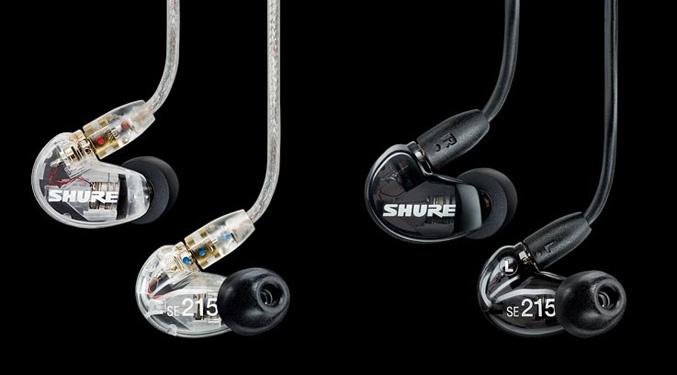 Shure-SE215-earphones