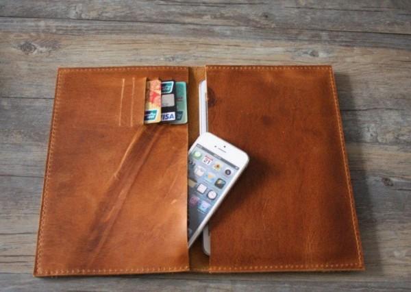 10 Hand Clutch iPad Mini Sleeve