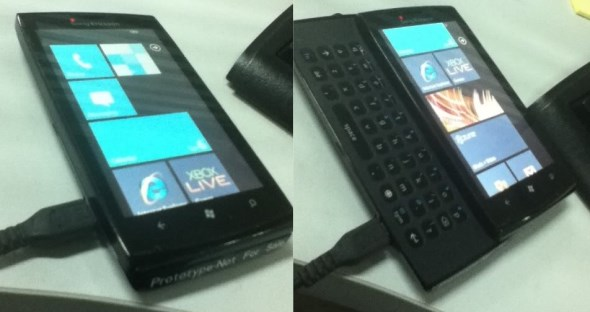 Sony Ericsson Jolie Windows Phone 7