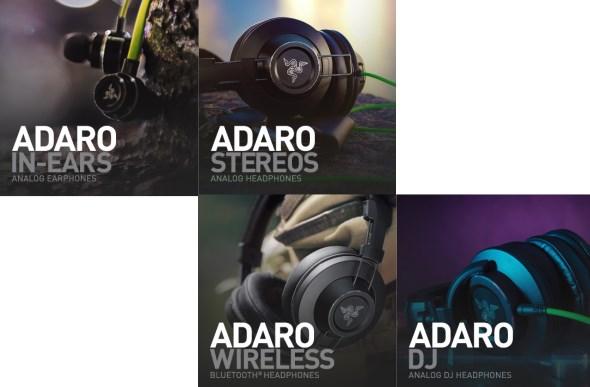 Razer Adaro Series